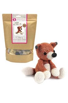 Hardicraft Splinter Fox DIY Crochet Kit