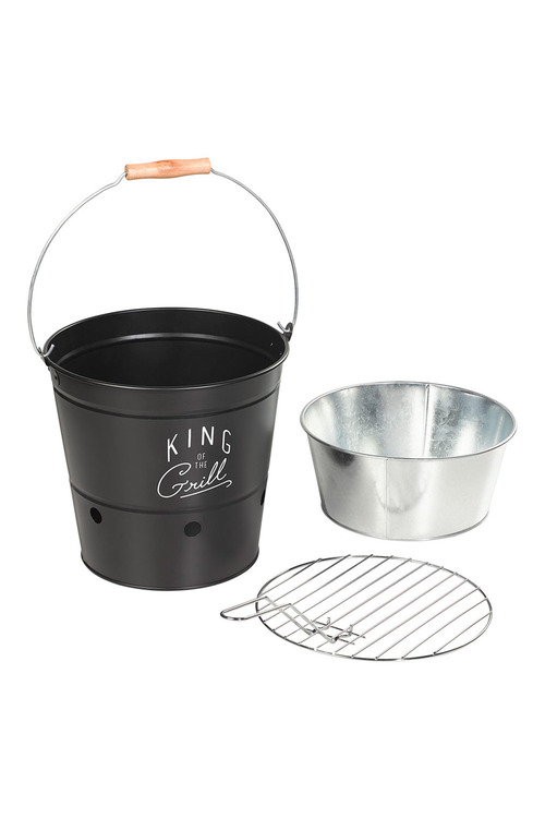 Gentlemens Hardware BBQ Bucket