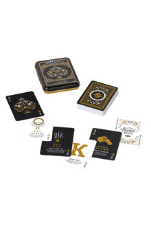 Gentlemens Hardware Survival Playing Cards