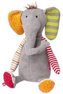 Sigikid Elephant Patchwork Sweety