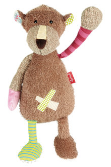 Sigikid Bear Patchwork Sweety