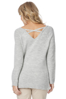 Rockmans Long Sleeve Diamonte Shimmer Knit