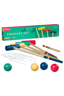 Ridleys Croquet Set