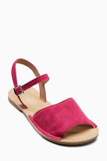 Next Peep Toe Sandals (Older Girls)