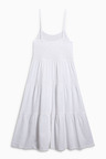 Next Embroidered Maxi Dress (3-16yrs)