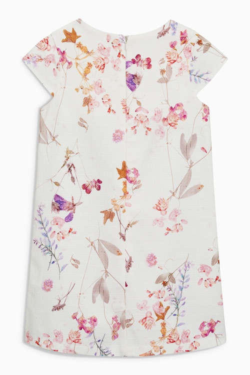 Next Floral Shift Dress (3-16yrs)