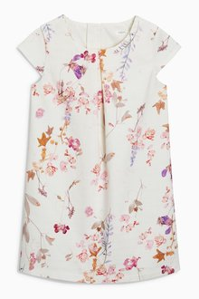 Next Floral Shift Dress (3-16yrs)