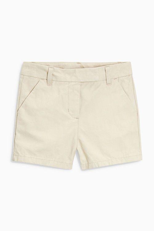 Next Chino Shorts (3-16yrs)