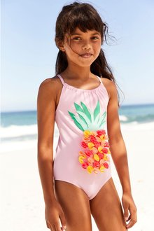 Next Pineapple Swimsuit (12mths-16yrs)