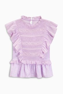 Next Ruffle Blouse (3-16yrs)