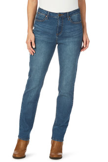 W.Lane Classic Straight Leg Jean