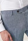 Next Signature Linen Suit: Trousers - Slim Fit