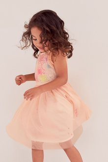 Next Sequin Dress (3mths-6yrs)