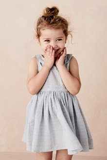 Next Collared Prom Dress (3mths-6yrs)