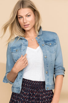 Emerge Denim Jacket
