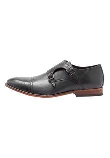 Next Toe Cap Monk Shoe