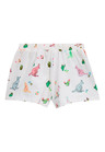 Next Pink/Green Shorts Three Pack (3mths-6yrs)