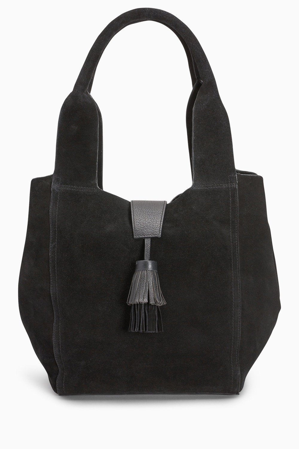 a9e8547d0a Next Leather Tassel Hobo Bag Online