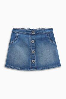 Next Button Detail Skirt (3mths-6yrs)
