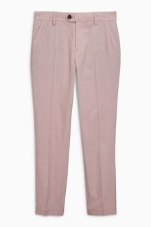 Next Light Pink Suit Trousers (12mths-16yrs)