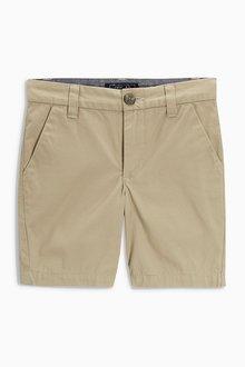 Next Stone Chino Shorts (3-16yrs)