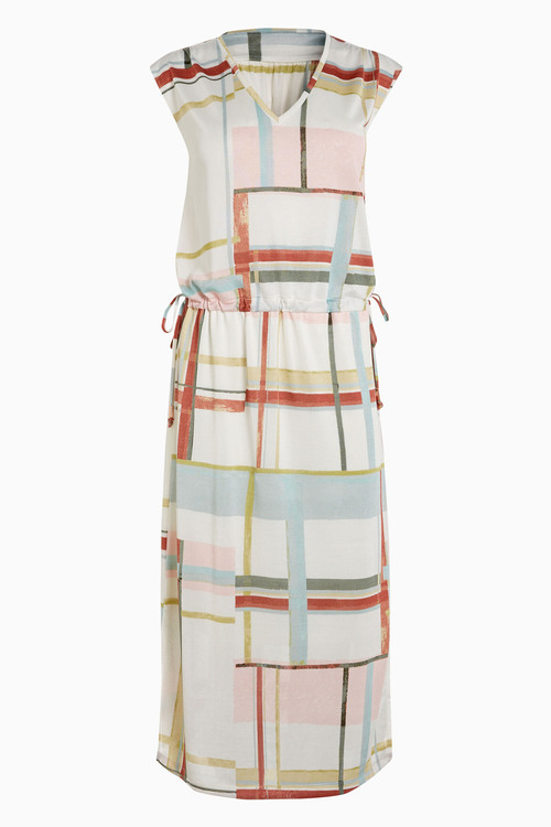Next Drawstring Waist Dress - Tall