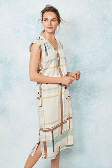 Next Drawstring Waist Dress
