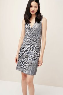 Next Sequin Shift Dress