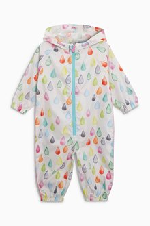 Next Printed Puddlesuit (3mths-6yrs)