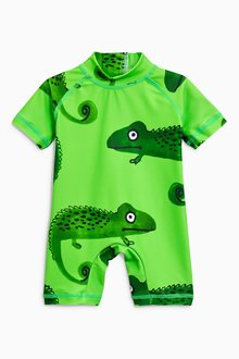 Next Chameleon Print Sunsafe Suit (3mths-6yrs)