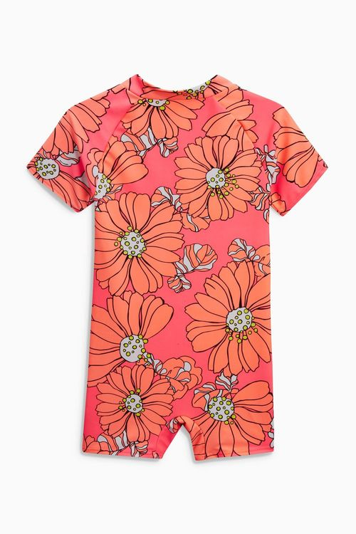 Next Floral Sunsafe Suit (3mths-6yrs)