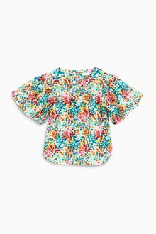 Next Spot Floaty Blouse (3mths-6yrs)