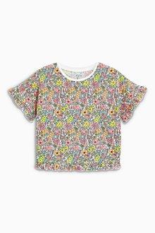 Next Ditsy T-Shirt (3mths-6yrs)