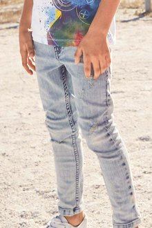 Next Bleach Wash Jeans (3-16yrs)