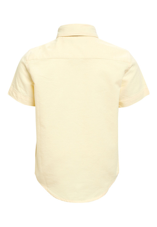 Next Short Sleeve Oxford Shirt With Bow Tie (3-16yrs)