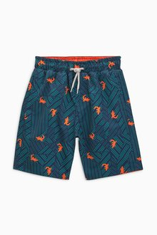 Next Crocodile Geo Swim Short (3-16yrs)
