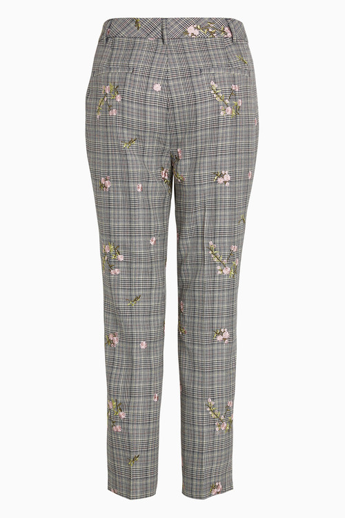 Next Embroidered Taper Trousers