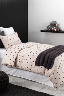 Spotty Duvet Cover Set - 209682