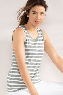 Capture Stripe Tank - 209786