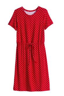 Capture Tie Waist Dress - 209813
