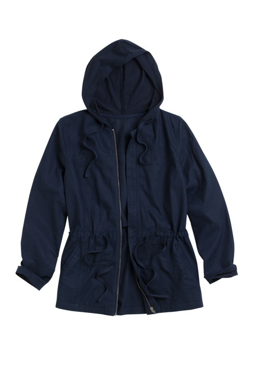 Capture Linen Utility Jacket