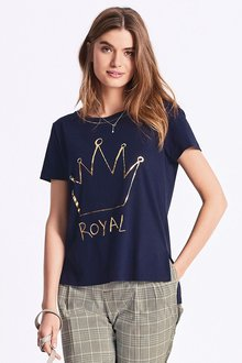 Next Royal Slogan Tee