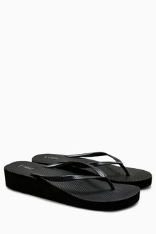Next Wedge Flip Flops