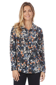 Noni B Amy Shirt Printed - 209952
