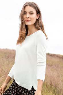 Capture Superfine Sweater
