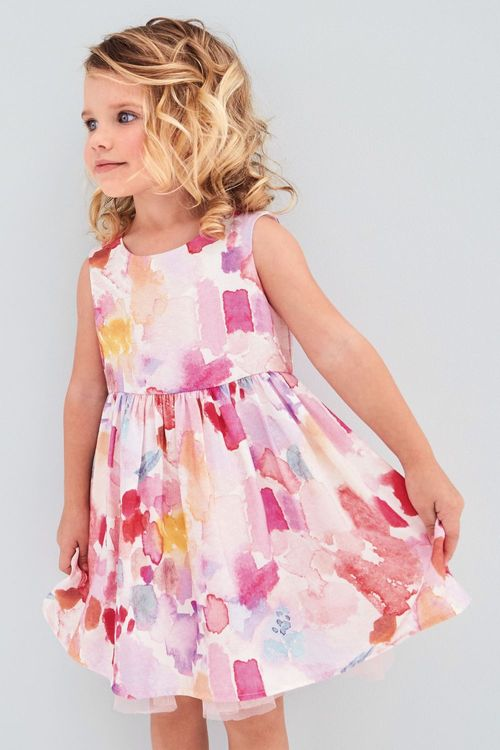 Next All Over Print Dress (3mths-6yrs)
