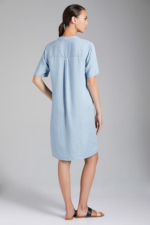 Emerge Lyocell Shirt Dress