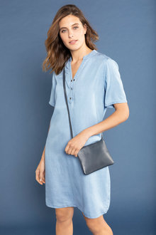 Emerge Lyocell Shirt Dress - 210058