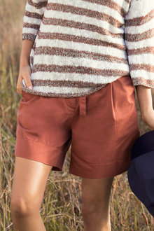 Capture Cotton Shorts