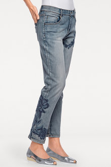 Heine Embroidered Jeans